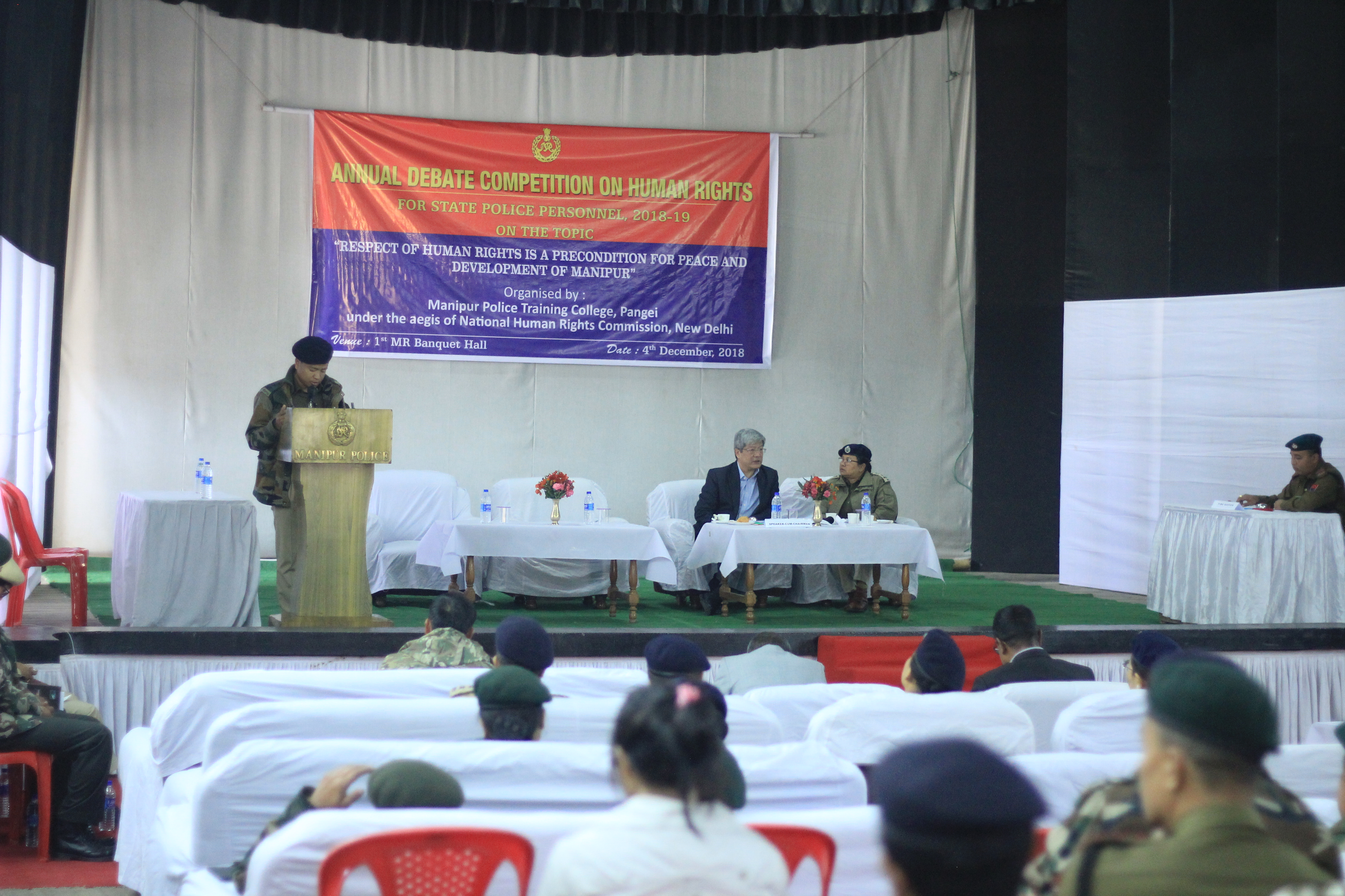 Manipur Police Training College – Official Website Manipur